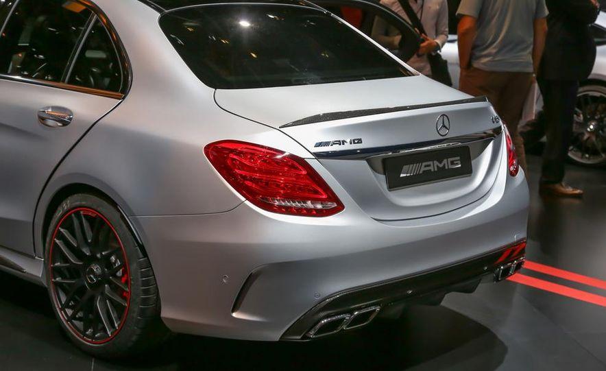 2015 Mercedes-AMG C63 S-Model - Slide 11