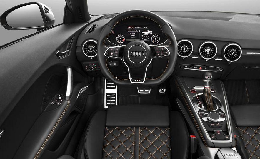 2016 Audi TTS roadster - Slide 23