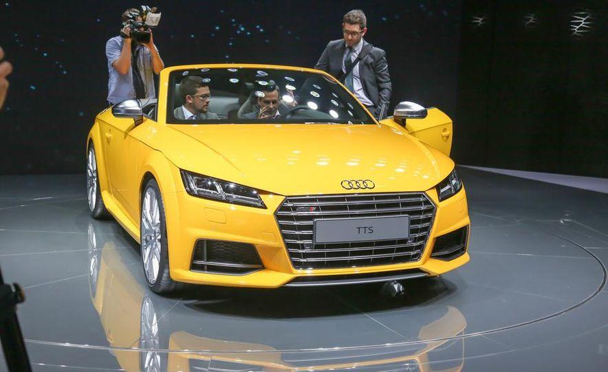 2016 Audi TTS roadster - Slide 5
