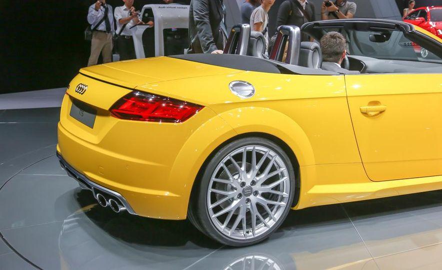 2016 Audi TTS roadster - Slide 10