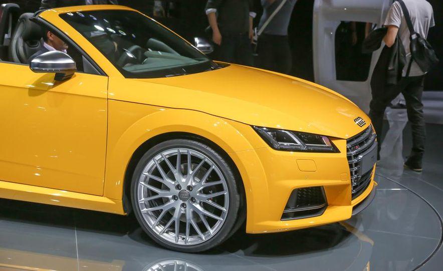 2016 Audi TTS roadster - Slide 12