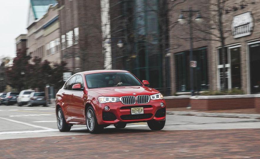 2015 BMW X4 xDrive28i - Slide 1