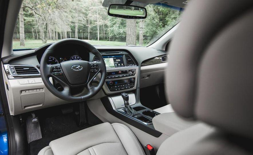 2015 Hyundai Sonata 1.6L Eco - Slide 19