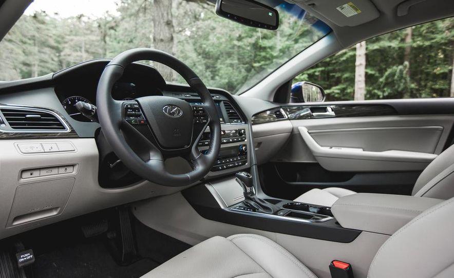 2015 Hyundai Sonata 1.6L Eco - Slide 20