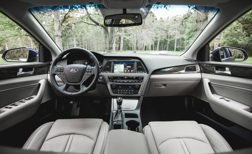 2015 Hyundai Sonata 1.6L Eco - Slide 21