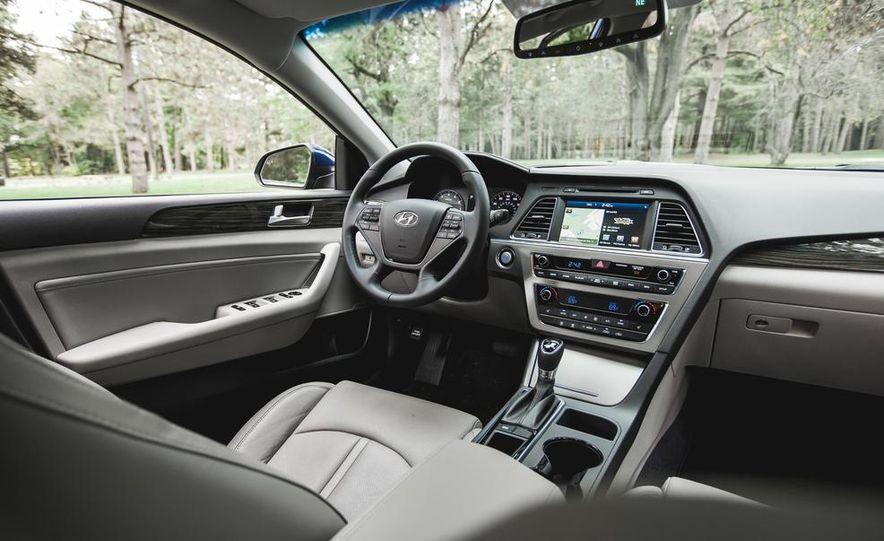 2015 Hyundai Sonata 1.6L Eco - Slide 22