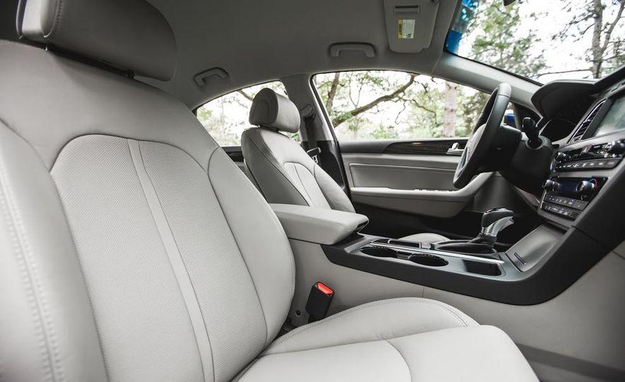 2015 Hyundai Sonata 1.6L Eco - Slide 24