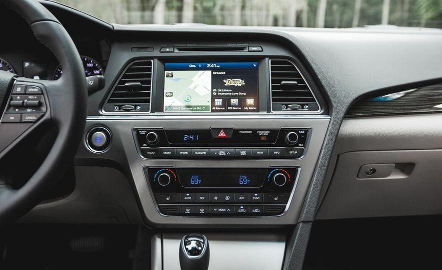 2015 Hyundai Sonata 1.6L Eco - Slide 26