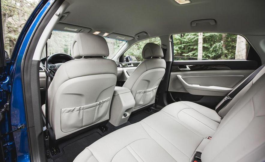 2015 Hyundai Sonata 1.6L Eco - Slide 29