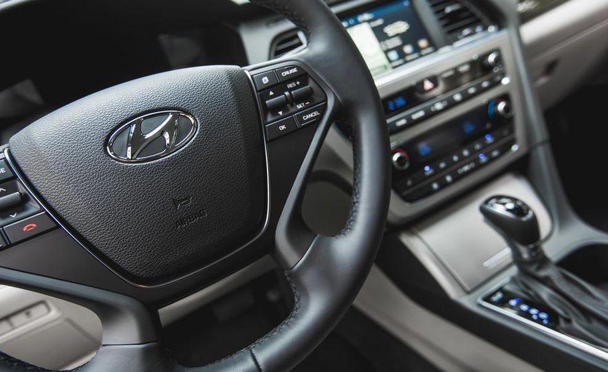 2015 Hyundai Sonata 1.6L Eco - Slide 32