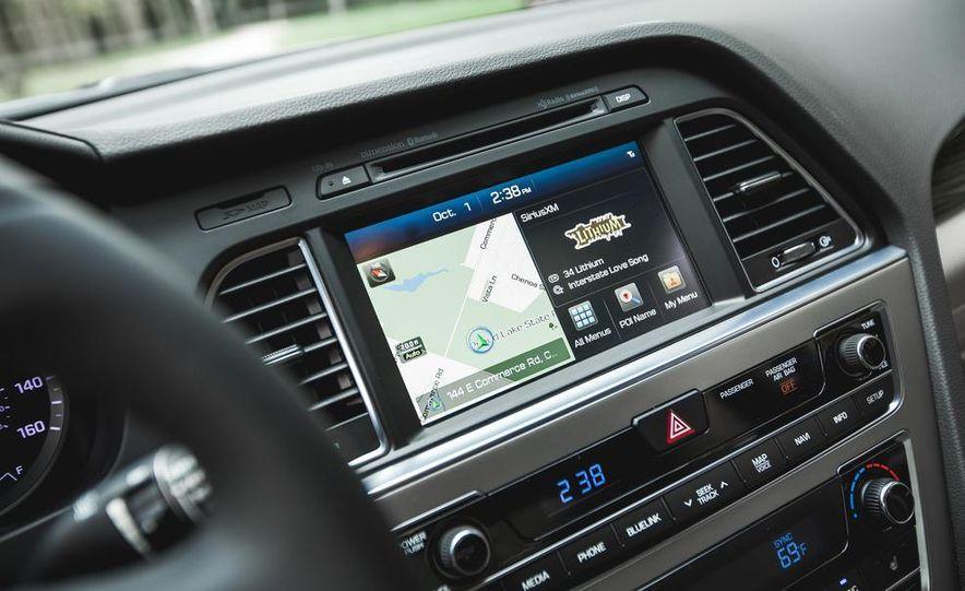 2015 Hyundai Sonata 1.6L Eco - Slide 36