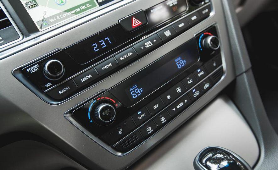 2015 Hyundai Sonata 1.6L Eco - Slide 37