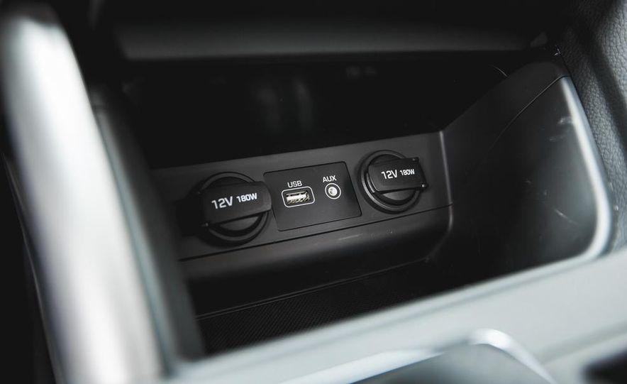 2015 Hyundai Sonata 1.6L Eco - Slide 39