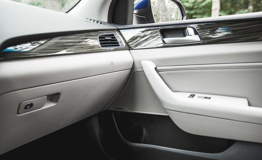 2015 Hyundai Sonata 1.6L Eco - Slide 40