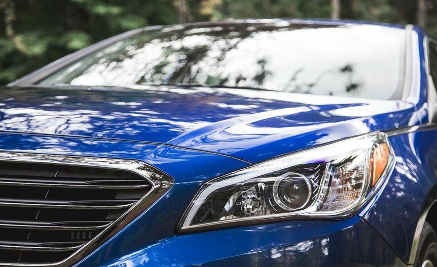 2015 Hyundai Sonata 1.6L Eco - Slide 14