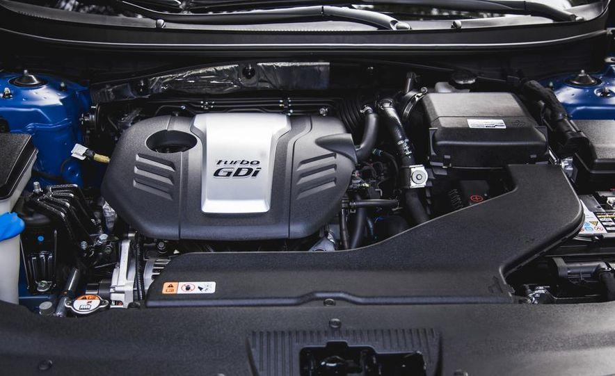 2015 Hyundai Sonata 1.6L Eco - Slide 43
