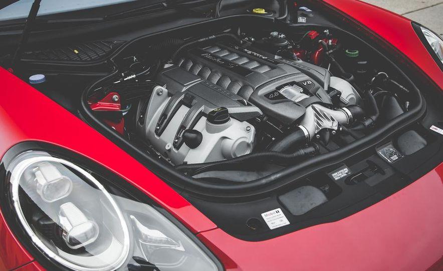 2014 Porsche Panamera Turbo S Executive - Slide 39