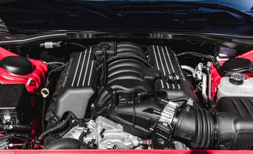 2015 Dodge Challenger R/T Scat Pack - Slide 46