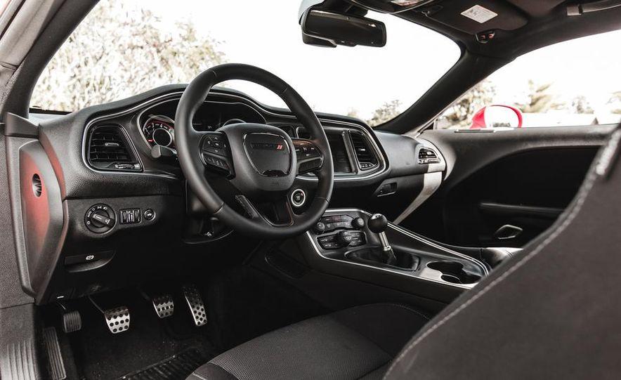 2015 Dodge Challenger R/T Scat Pack - Slide 26