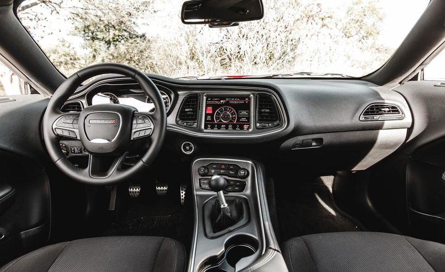 2015 Dodge Challenger R/T Scat Pack - Slide 27