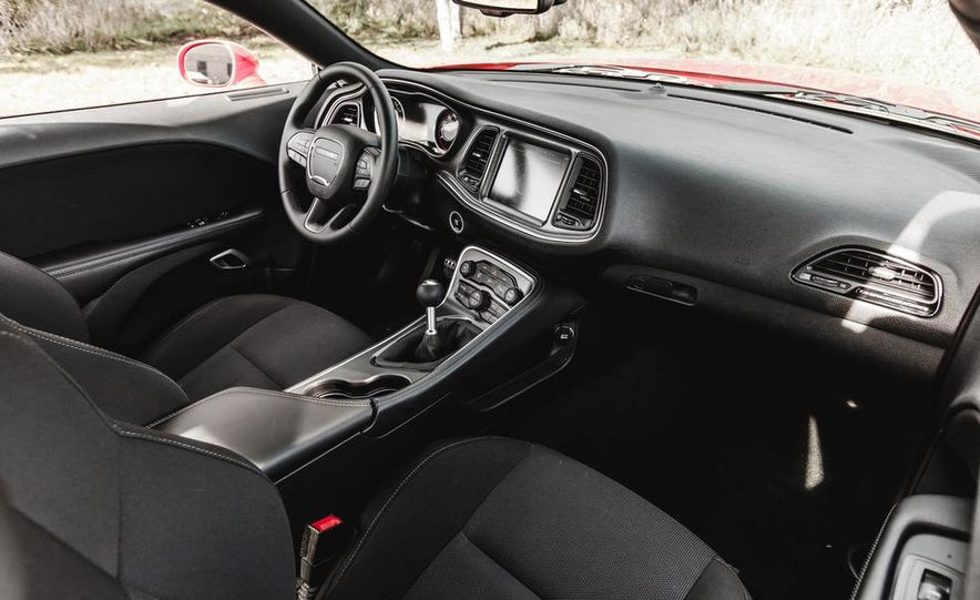2015 Dodge Challenger R/T Scat Pack - Slide 28