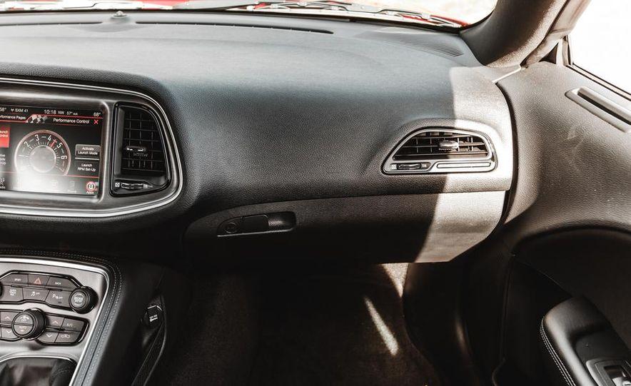2015 Dodge Challenger R/T Scat Pack - Slide 35