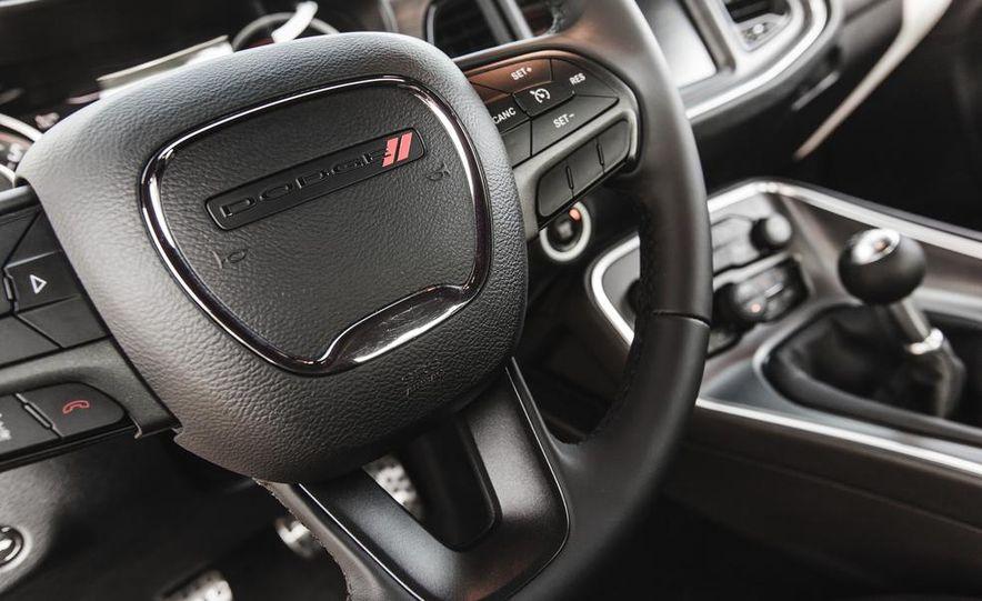 2015 Dodge Challenger R/T Scat Pack - Slide 37