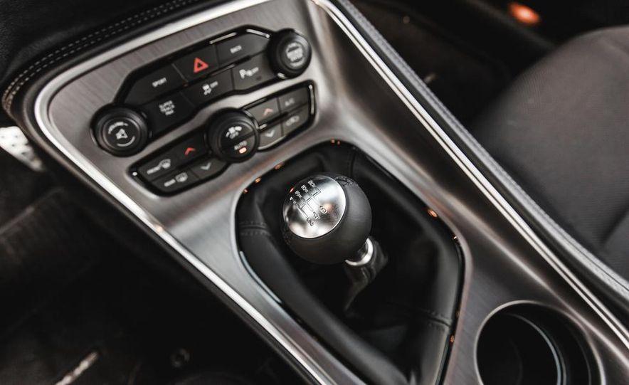 2015 Dodge Challenger R/T Scat Pack - Slide 41