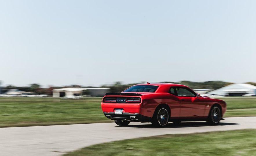 2015 Dodge Challenger R/T Scat Pack - Slide 8