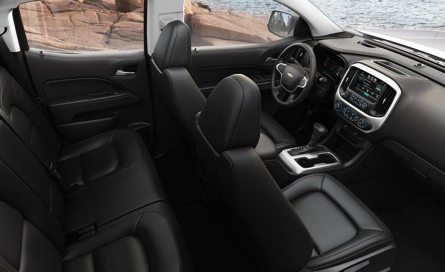 2015 Chevrolet Colorado Z71 - Slide 44
