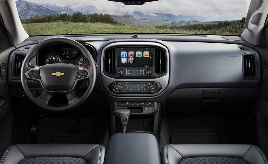 2015 Chevrolet Colorado Z71 - Slide 45