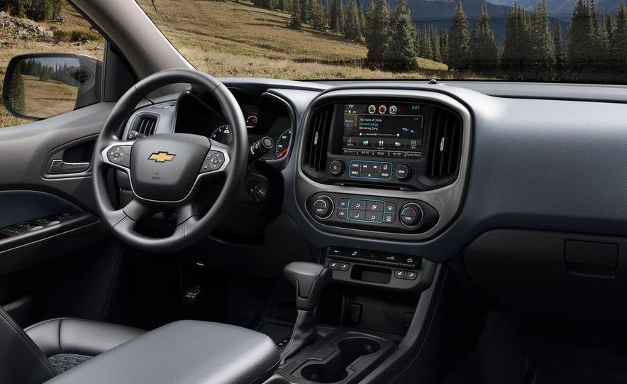 2015 Chevrolet Colorado Z71 - Slide 46