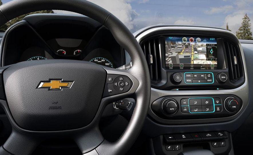 2015 Chevrolet Colorado Z71 - Slide 47