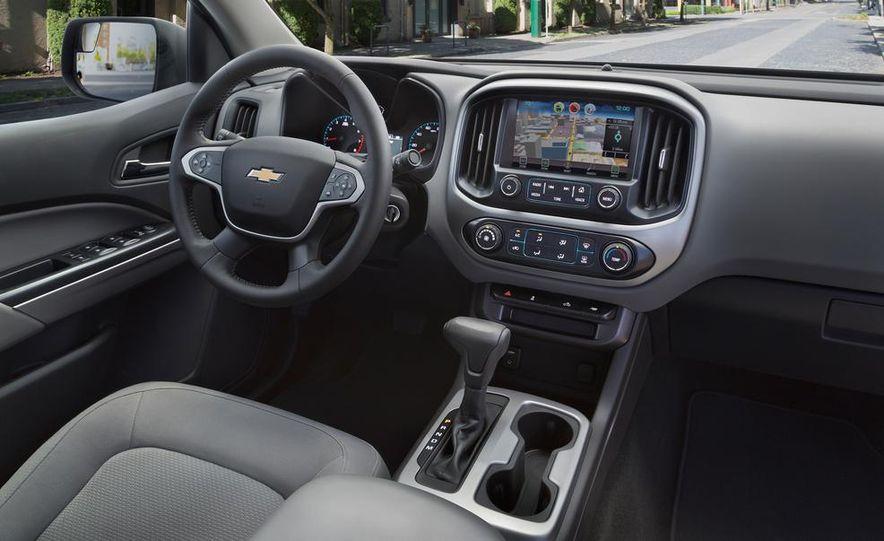 2015 Chevrolet Colorado Z71 - Slide 48