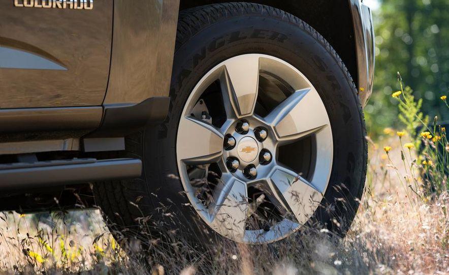2015 Chevrolet Colorado Z71 - Slide 42
