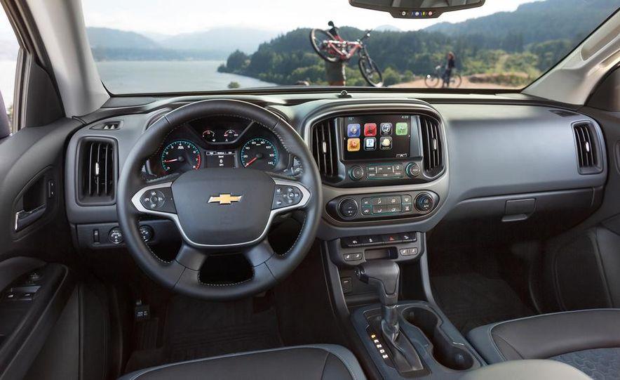 2015 Chevrolet Colorado Z71 - Slide 27