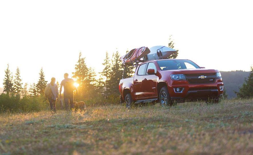 2015 Chevrolet Colorado Z71 - Slide 11