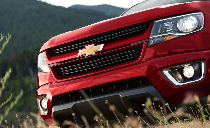 2015 Chevrolet Colorado Z71 - Slide 19