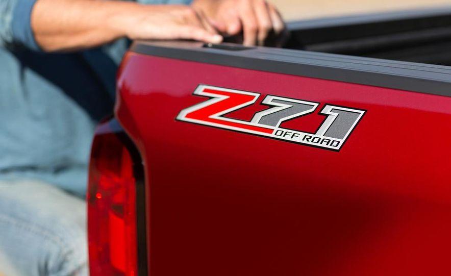 2015 Chevrolet Colorado Z71 - Slide 25