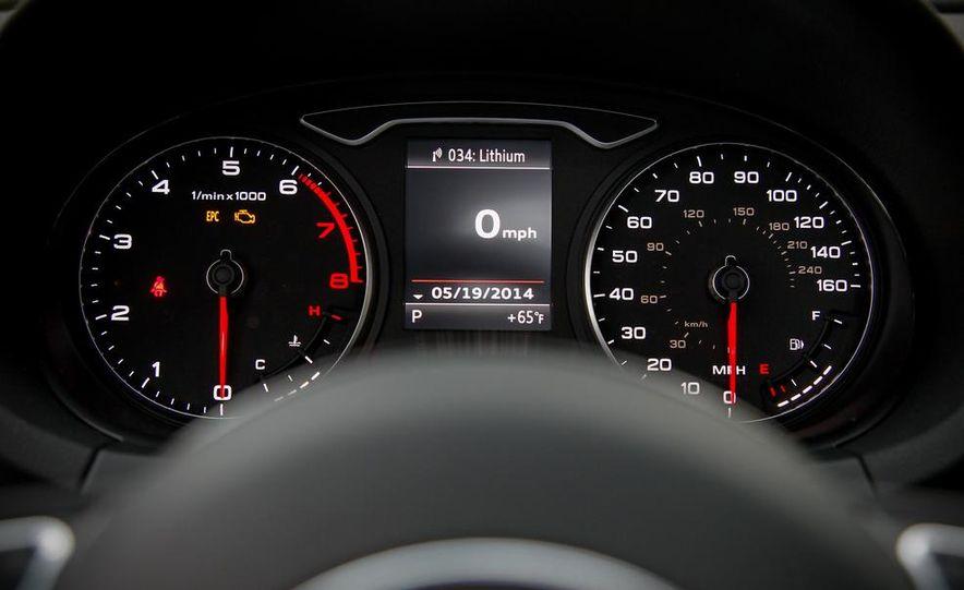 2015 Audi A3 1.8T - Slide 20