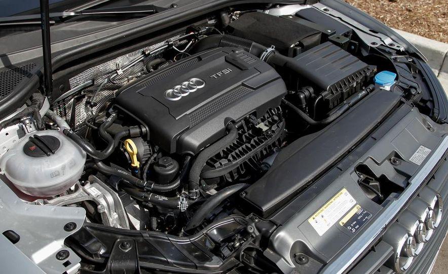 2015 Audi A3 1.8T - Slide 23