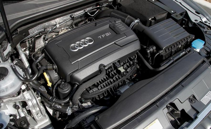2015 Audi A3 1.8T - Slide 24