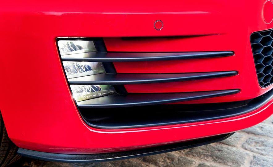 2015 Volkswagen GTI 5-door - Slide 26