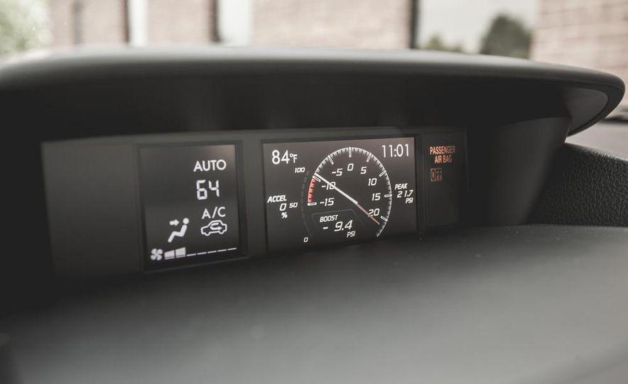 2015 Subaru WRX - Slide 24