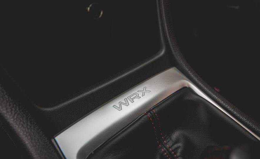 2015 Subaru WRX - Slide 26
