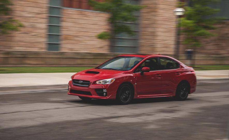 2015 Subaru WRX - Slide 3