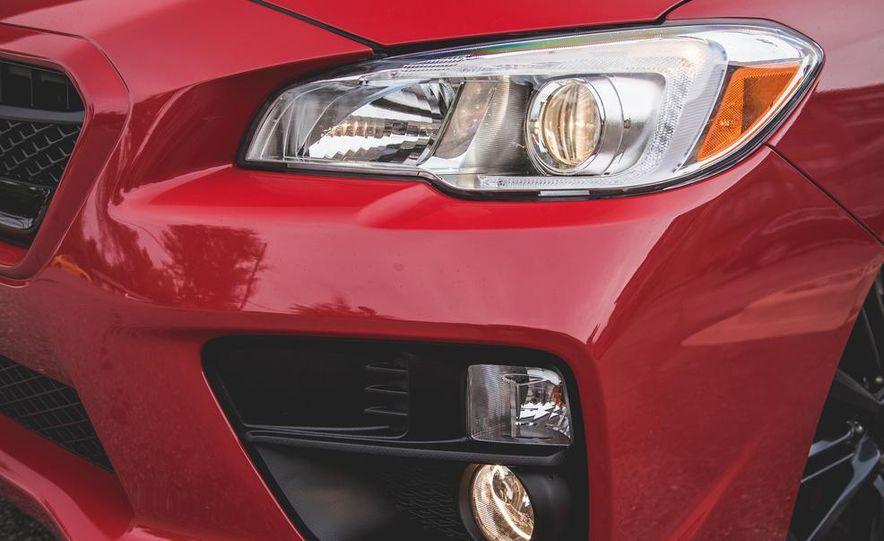 2015 Subaru WRX - Slide 11