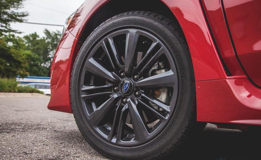 2015 Subaru WRX - Slide 15
