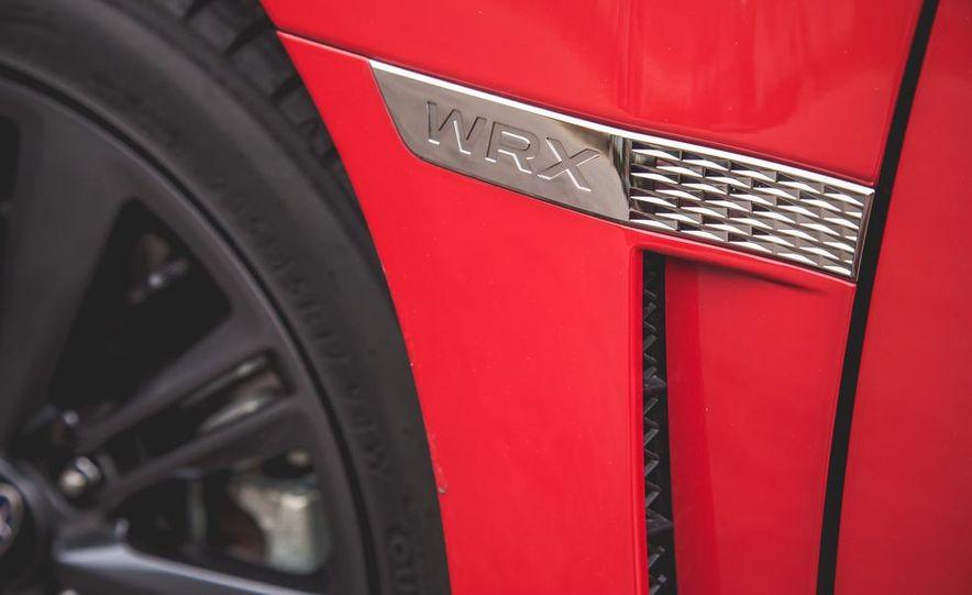 2015 Subaru WRX - Slide 16