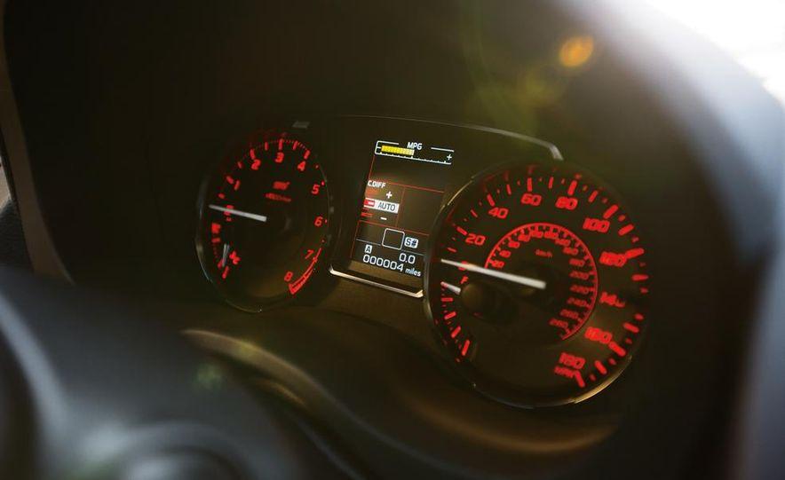 2015 Subaru WRX STI - Slide 31